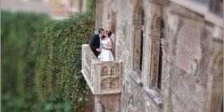 Гей-пары в Вероне могут использовать балкон Джульетты для вступления в брак
