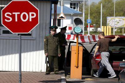 Польша приняла меры по приостановке передвижения на границе с Калининградом
