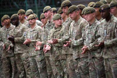 Инструкторы британской армии будут натаскивать украинских солдат