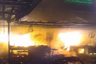 Жертвами террористов стали 35 человек, 65 ранены