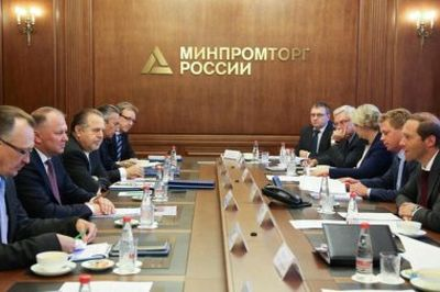 Анализом несырьевого рынка и его продвижением на экспорт займется Минпромторг