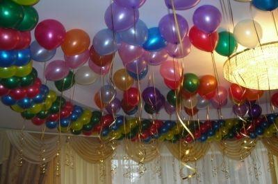 Лопнувший шарик с гелием отправил в больницу всех участников праздника