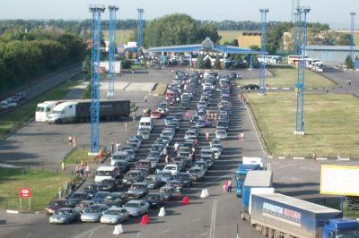 Пропускной пункт под Белгородом стал для украинцев воротами в Крым