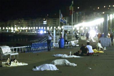 Российское консульство во Франции проинформировало, что еще одна россиянка оказалась жертвой террориста