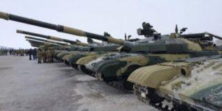 На Украине готовят военный сценарий, — предупредил замглавы МИД РФ Григорий Карасин своих зарубежных коллег