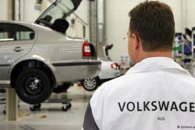 Российская компания Volkswagen планирует поставлять автомобили в Мексику