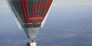 Рекордный полет на воздушном шаре вокруг света завершен