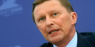 Подписан Указ, которым Сергей Иванов переводится на другую должность