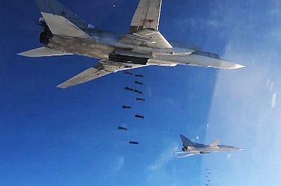 Министр ВВС США обвинила русских лётчиков в непрофессиональном поведении