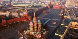 В список выдающихся достопримечательностей европейского континента вошли Красная Площадь и Эрмитаж