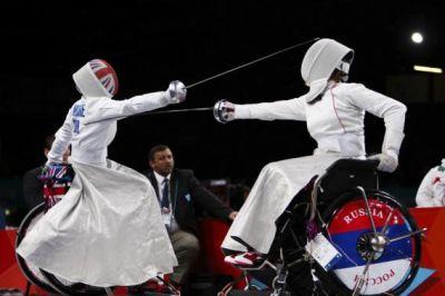 МИДРФ представил свою точку зрения наотстранение русских паралимпийцев