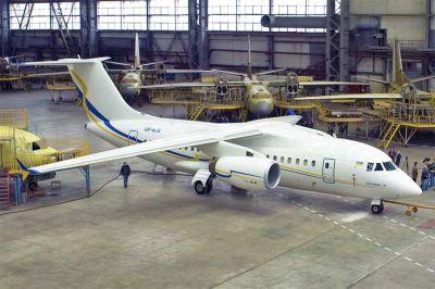 В Киеве обещают запретить российской авиации использовать самолеты «Ан» для полетов