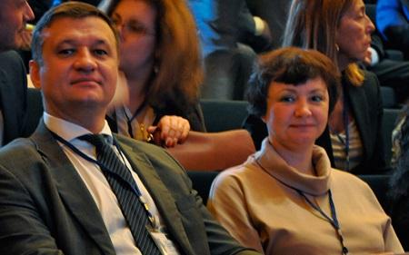 Дмитрий Савельев на бакинском Международном гуманитарном форуме