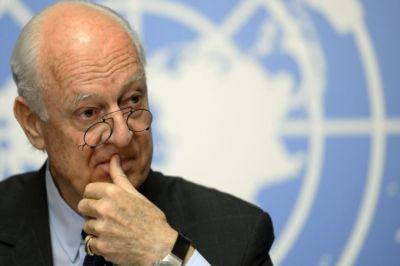 Совещание группы Международной поддержки Сирии не вселила оптимизма в Стаффана де Мистуру