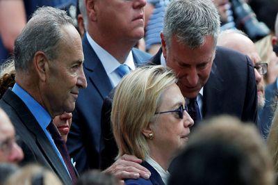 Демократы могут заменить Хилари Клинтон надругого кандидата