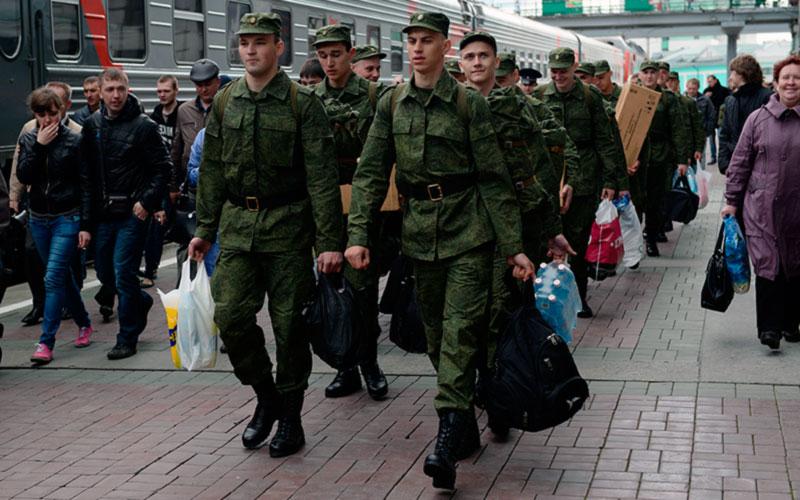 В РФ начался осенний призыв вВооруженные силы