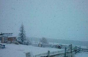 Зима идет- зиме дорогу! В Якутии выпал первый снег