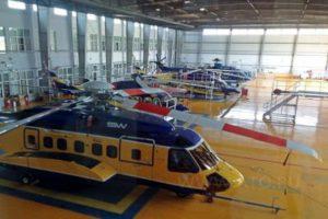 Азербайджан заключил договор о создании совместного с Россией предприятия по ремонту вертолетов