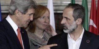 Опубликована запись беседы  Джона Керри с представителями сирийской оппозиции во время их встречи на Генассамблее ООН