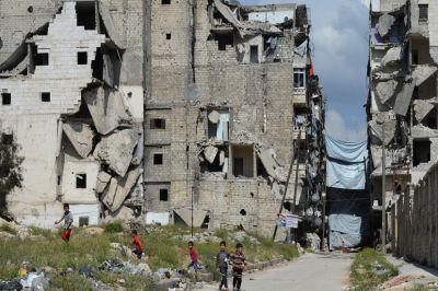 Путин считает, что необходимо продлить гумпаузу для желающих покинуть Алеппо
