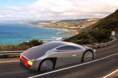 Tesla представила крышу для дома, изготовленную изцельной солнечной панели