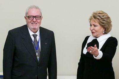 Президент ПАСЕ настаивает навозвращенииРФ вассамблею