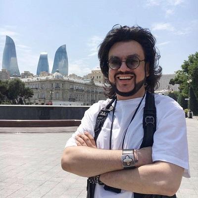 Филип Киркоров на Жарафест Баку