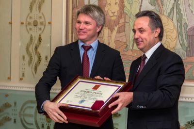 Виталий Мутко покидает кресло министра спорта