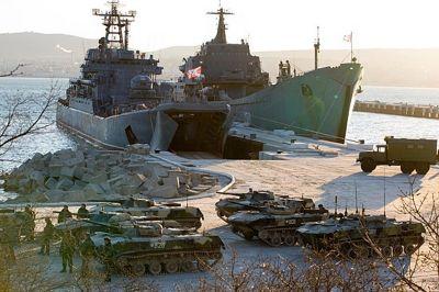 РФ разместит вТартусе постоянную военную базу