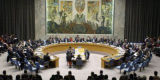 С сегодняшнего дня Россия возглавит Совет Безопасности ООН