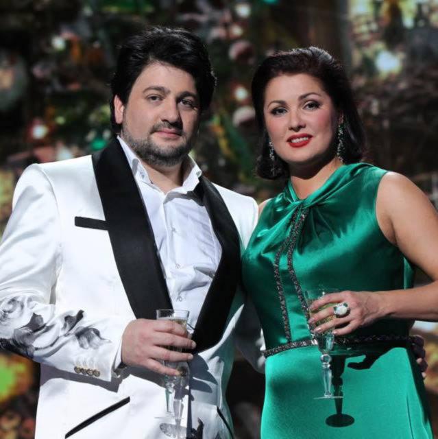 Анна Нетребко и Юсиф Эйвазов привезли в Москву любимую оперу