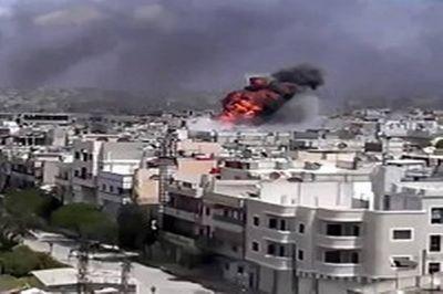 наблюдается повышенная деловая активность администрации президента США по сирийским вопросам.