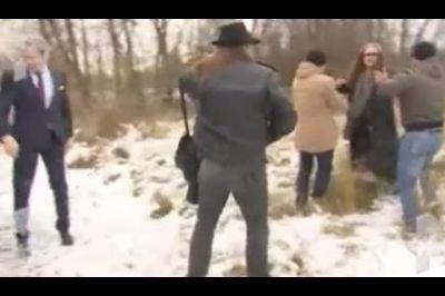 В полицию поступило заявление о депортации Джигурды на родину