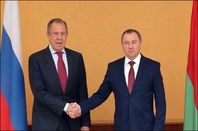 Беларусь обсудит сРоссией, как действовать сЕС