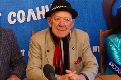 Олег Попов, умер, на гастролях, в России