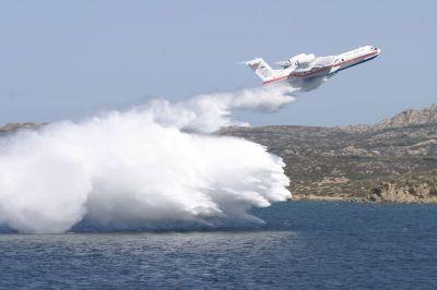 В Китай переносят основное производство российских самолетов-амфибий