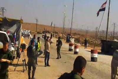 Боевики и их семьи будут вывезены из восточного Алеппо под наблюдением МККК