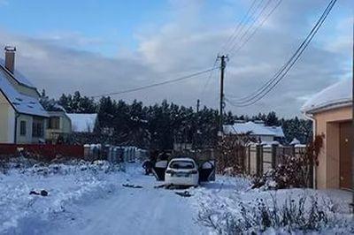 В стрельбе между силовиками под Киевом погибли 5 человек