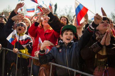 Крымчане заявили о своей готовности делегировать на очередное заседание ООН группу граждан с крымского полуострова