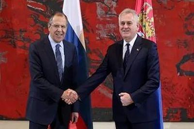 Сербия заверила Российскую Федерацию, что невступит вНАТО