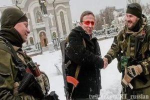 Охлобыстин на Украине числится в террористах