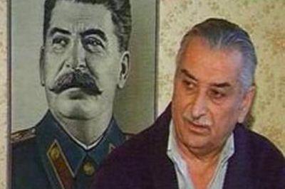 Внук Сталина скончался в Российской Федерации