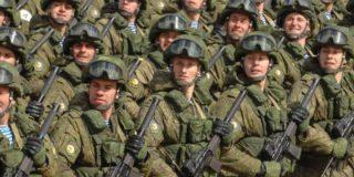 Россияне доверяют армии, ее командованию и солдатам, способным защитить страну