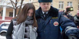Мару Багдасарян не устроила работа в ЖЭКе, теперь она отсидит 15 суток