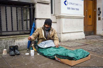 Бездомные, захватившие особняк российского миллиардера, согласны освободить его за 50 тысяч