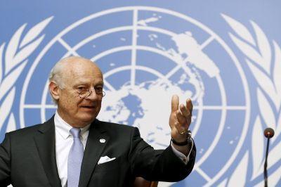 Встреча в Астане пройдет без журналистов с участием посла США, представителя ООН и сирийской оппозиции