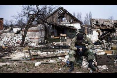 """Под Донецком """"Правый сектор"""" использует заградительный огонь против солдат ВСУ"""