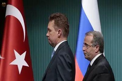 """""""Газпром"""" подготовил документы в арбитражный суд Стокгольма на турецкие компании"""