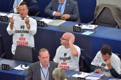 МИД Италии призвал скоординировать отмену антироссийских санкций сСША