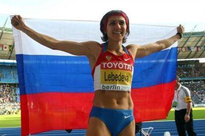 Татьяну Лебедеву лишили наград, полученных в Пекине. Что об этом думает министр спорта РФ.